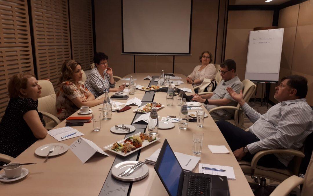 Dezbaterea profesională: Consumul judicios de antibiotice Iași
