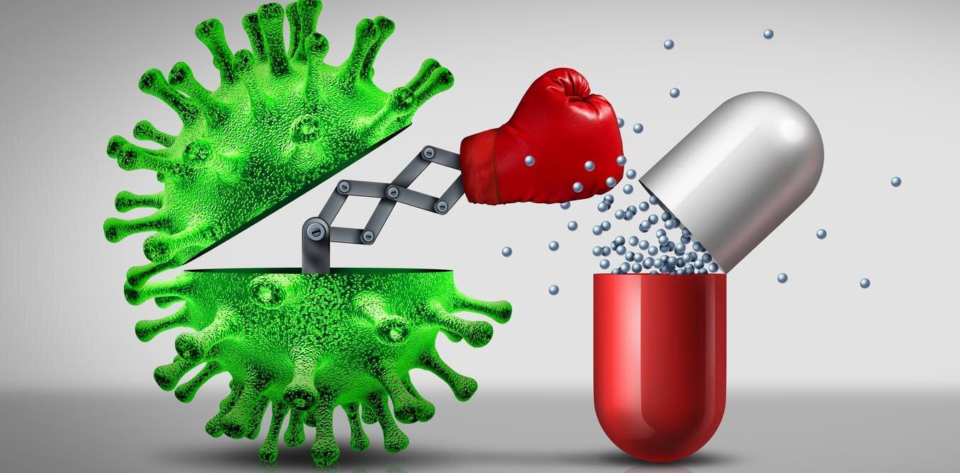 Noi strategii impotriva bacteriilor rezistente la antibiotice