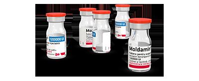 Compania Antibiotice Iași a relansat producţia de Moldamin