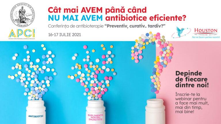 Ce antibiotice poți recomanda cu încredere, reducând considerabil riscul ca pacienții tăi să dezvolte rezistență la antibiotice?